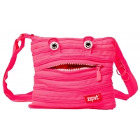 Geanta de Umar  Monsters Mini Zip...It, Roz Aprins