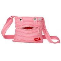 Geanta de Umar  Monsters Mini Zip...It, Roz deschis
