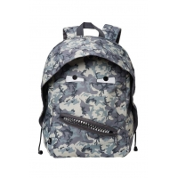 Rucsac ZIP..IT Grillz, Camuflaj Gri