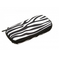 Penar cu fermoar, ZIP..IT Colorz box - zebra