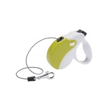 Lesa Ferplast Amigo Cord Mini Alb/Verde 3 M