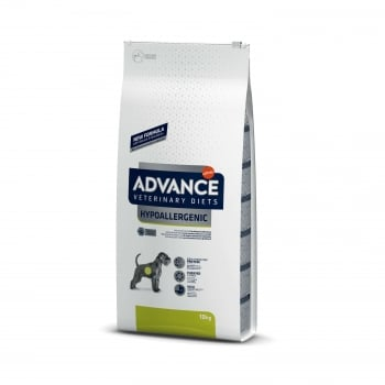 Pachet 2 x Advance VD Dog Hypoallergenic, 10 kg