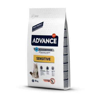 Advance Cat Adult Sterilised cu Somon 3 kg imagine