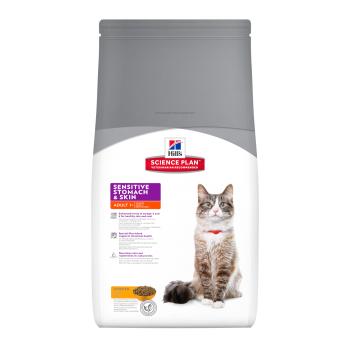 Hill's SP Feline Adult Sensitive Skin 400 g