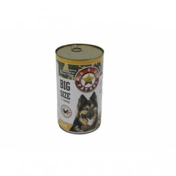 Hrana Umeda Dog Patrol cu Pui, 1250 g