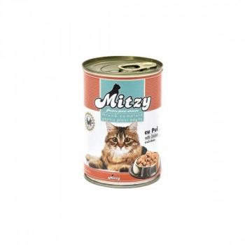Hrana Umeda Mitzy cu Pui, 415 g