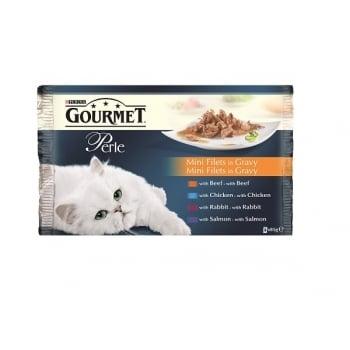 Gourmet Perle Multipack, 4 x 85 g