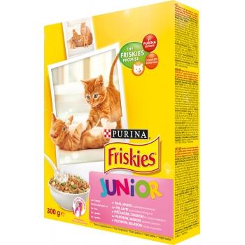 FRISKIES CAT JUNIOR, 300 G imagine