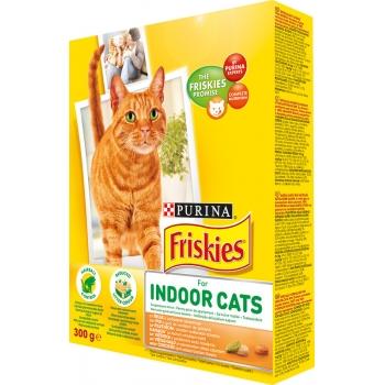 Friskies Adult Indoor, 300 g