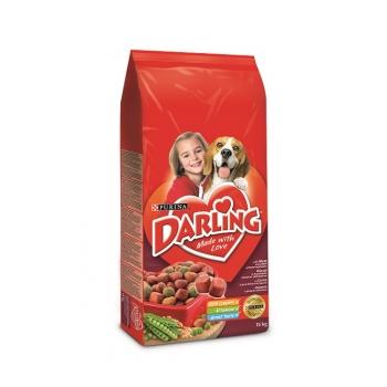 Darling Dog Adult Carne si Legume, 15 kg
