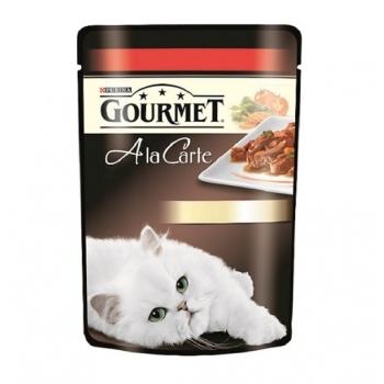 Gourmet A La Carte cu Vita si Legume, 85 g