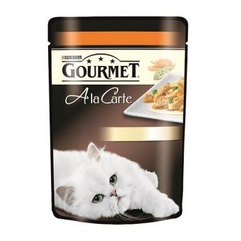 Gourmet A La Carte cu Curcan si Legume, 85 g