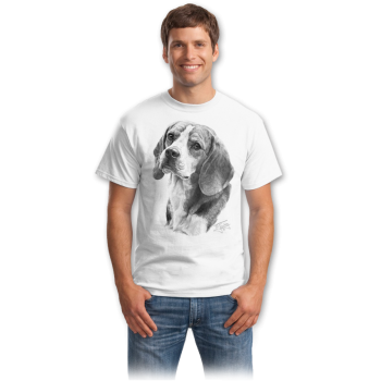 Tricou la Conserva Beagle S