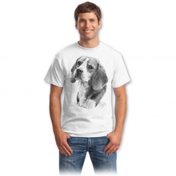 Tricou la Conserva Beagle M