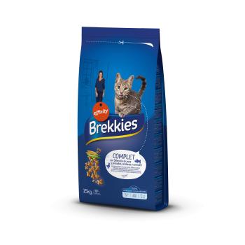 Brekkies Excel Cat Complete 15 kg imagine