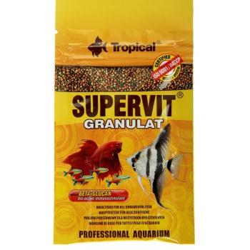 Hrana Betta Tropical Supervit Granulat, 10 g imagine