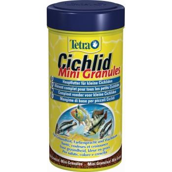 Tetra Cichlid Mini Granule 250 ml imagine