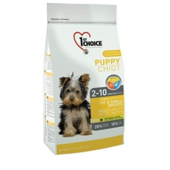 1st Choice Dog Puppy Toy And Small Breeds, 7 kg imagine