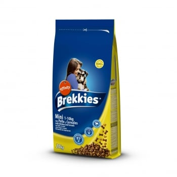 Brekkies Dog Excel Mix Mini Original 20 kg