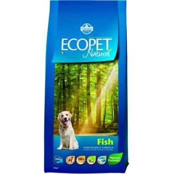 Ecopet Natural Fish Mini 12 kg