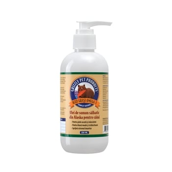 Grizzly Salmon Oil 250 ml imagine
