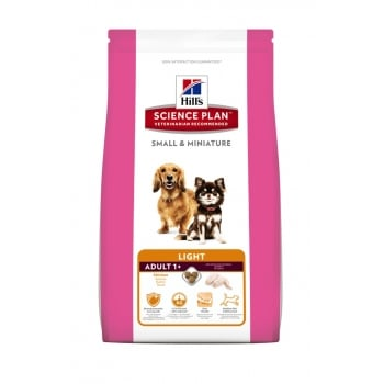 Hill's SP Canine Adult Light Small & Miniature, 1.4 Kg