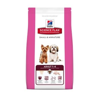 Hill's SP Canine Adult Small & Miniature cu Pui si Curcan, 6.5 kg