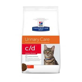Hill's PD Feline c/d Urinary Stress, 1.5 kg