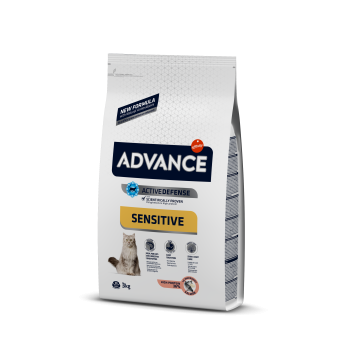 Advance Cat Adult Somon si Orez 3 kg