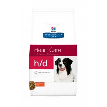 Hill's PD Canine h/d Boli Cardiace, 5 kg