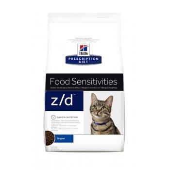 Hill's PD Feline z/d Low Allergen - Alergii la Hrana, 2 kg