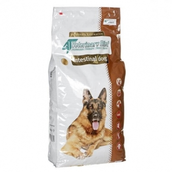 4T Veterinary Diet Intestinal Dog Pui, 14 Kg imagine