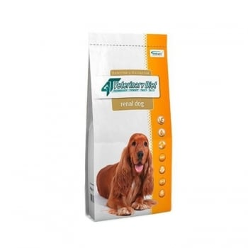 4T Veterinary Diet Renal Dog Pui, 14 Kg imagine