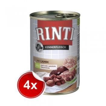 Pachet 4 Conserve Rinti cu Miel 800 g