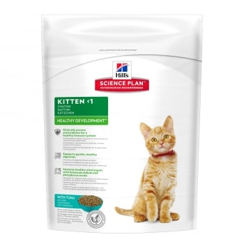 Hill's SP Feline Kitten cu Ton, 400 g