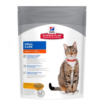 Hill's SP Feline Adult Oral Care, 250 g