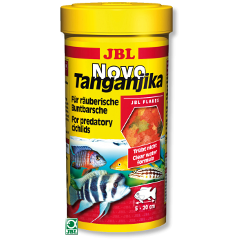 Hrana pentru pesti JBL NovoTanganyika, 250 ml imagine