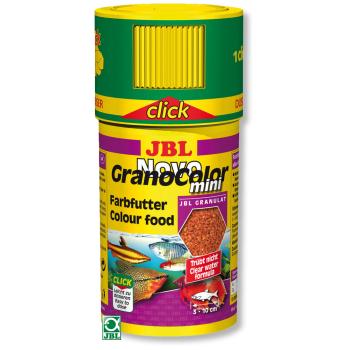 Hrana pentru pesti JBL NovoGranoColor mini Click, 100 ml imagine