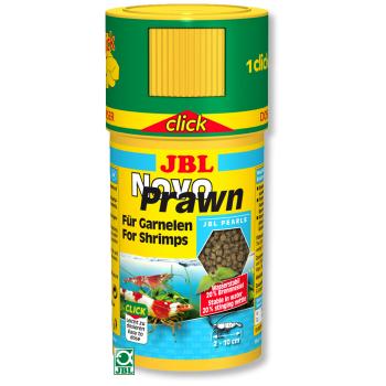 Hrana pentru pesti JBL NovoPrawn Click, 100 ml