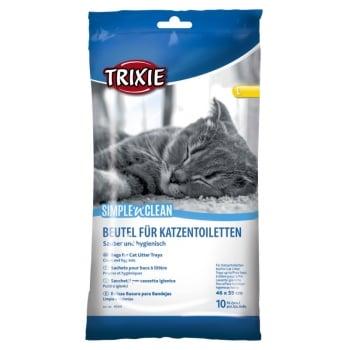 Trixie Pungi Igienice pentru Litiera, 46x59 cm