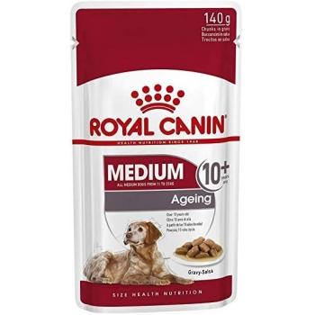Royal Canin Medium Ageing 10+, 140 g imagine