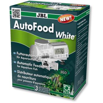 Hranitor automat JBL alb /Auto Food White