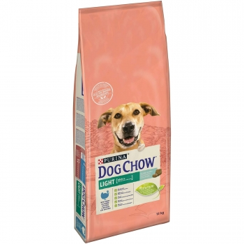 Dog Chow Adult Light Curcan 14 kg