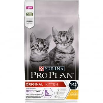 Pro Plan Junior (Kitten) Pui si Orez 1.5 kg