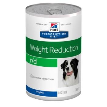 Hill's PD Canine r/d Obezitate, 350 g