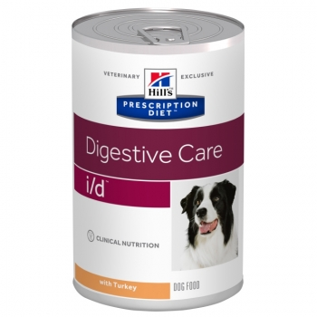 Hill's PD Canine i/d Probleme Gastrointestinale, 360 g