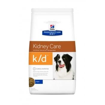 Hill's PD Canine k/d Afectiuni Renale, 12 kg