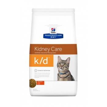 Hill's PD Feline k/d Afectiuni Renale, 5 kg