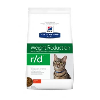 Hill's PD Feline r/d - Obezitate, 1.5 kg