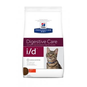 Hill's PD Feline i/d - Probleme Gastrointestinale, 1.5 kg